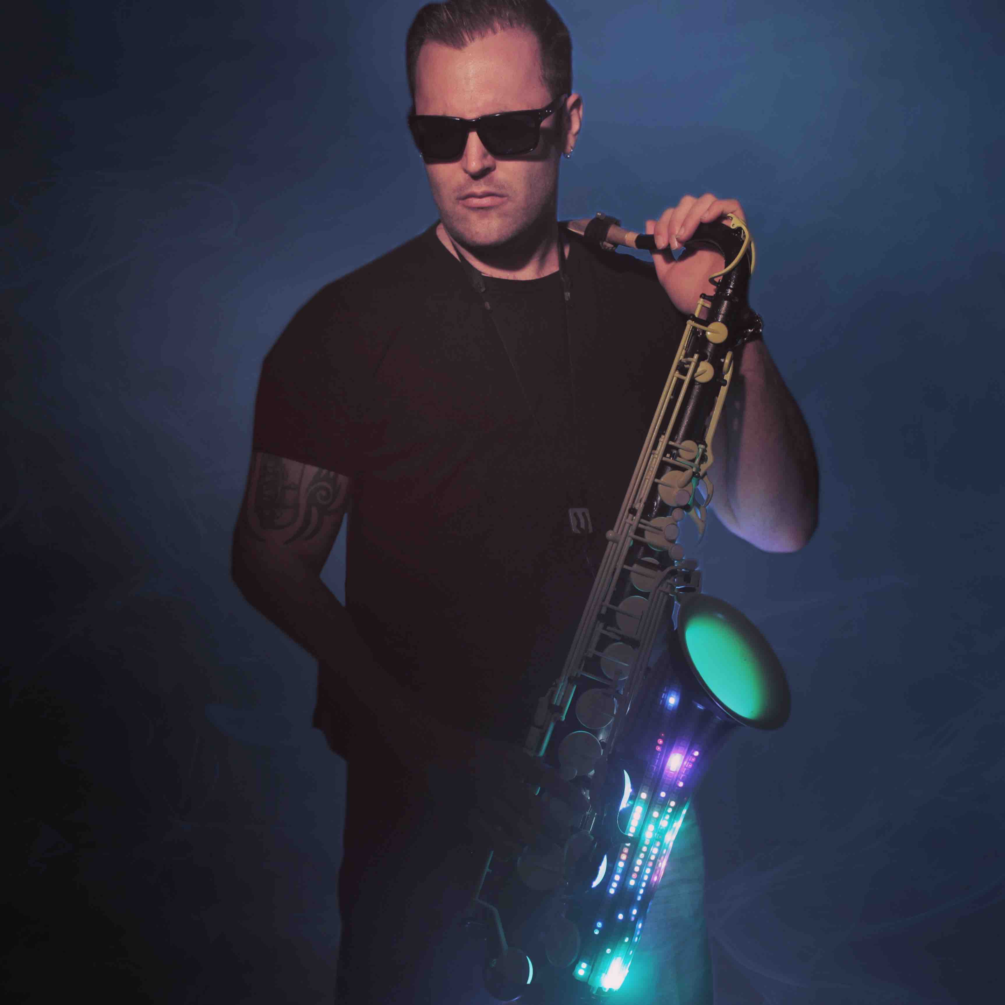 UK Events Saxophonist Jazz Pop Club